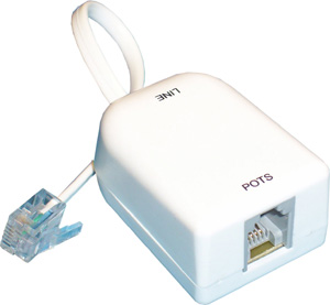 2 Line Modular RFI Filter
