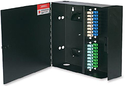 Wall Mount Patch Panel - 4X